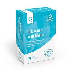 Eureka Care Foliumzuur 270 Tabletten