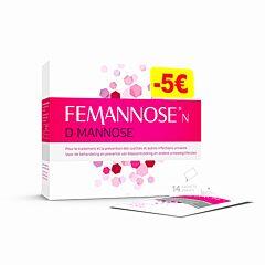 Femannose N 14 Zakjes Promo - €5