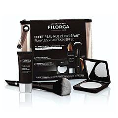 Filorga Make-Up Kit Actif Time Flash 2 Producten + Gratis Borstel