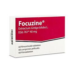 Focuzine 40mg 60 Filmomhulde Tabletten