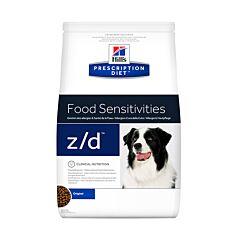 Hills Prescription Diet Food Sensitivities Z/D Ultra Hondenvoer 10kg