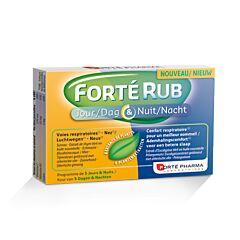 Forté Pharma Forté Rub Dag/ Nacht 10+5 Capsules