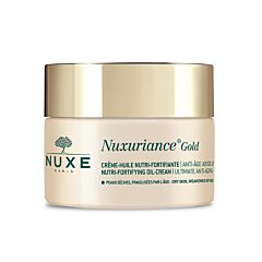 Nuxe Nuxuriance Gold Voedende En Verstevigende Crème-Olie 50ml