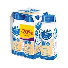 Fresubin 2kcal Drink Perzik-Abrikoos 4x200ml Promo -20%