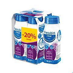 Fresubin 2kcal Drink Bosvruchten 4x200ml Promo -20%