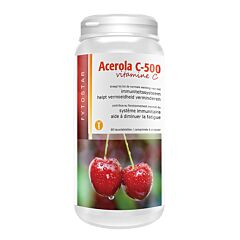 Fytostar Acerola C-500 Vitamine C 60 Tabletten