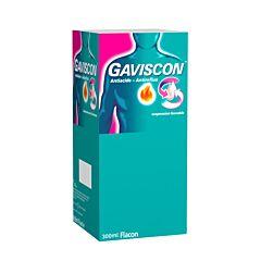 Gaviscon Antizuur-Antireflux Suspensie 300ml