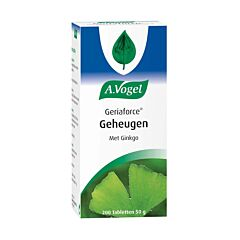 A. Vogel Geriaforce Geheugen 200 Tabletten