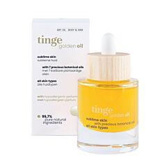 Tinge Golden Oil Sublieme Huid 30ml