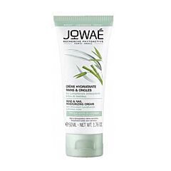 Jowaé Bamboewater Hydraterende Hand-en Nagelcrème 50ml