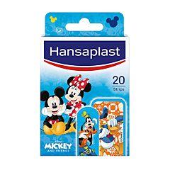 Hansaplast Pleisters Mickey & Friends 20 Stuks