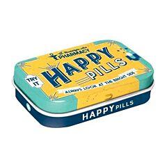 Happy Pills Pepermuntdoosje 15g