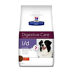 Hills Prescription Diet I/d Low Fat Hondenvoer - Kip - 1,5kg