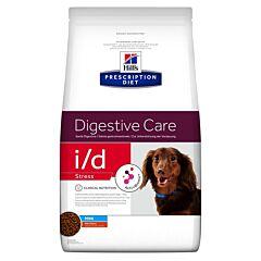 Hills Prescription Diet I/d Stress Mini Hondenvoer - Kip - 1,5kg