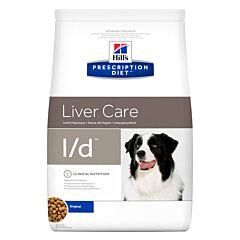 Hills Prescription Diet Canine l/d Hond 5kg