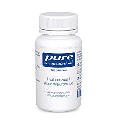 Pure Encapsulations Hyaluronzuur 30 Capsules