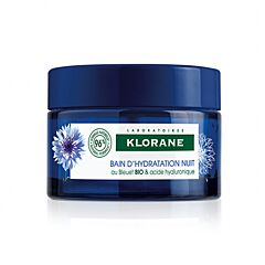 Klorane Korenbloem Hydraterende Nachtverzorging 50ml
