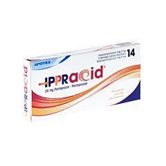 Ippracid 20 Mg 14 Maagsapresistente Tabletten