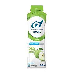 6D Sports Nutrition Isogel Appel 60ml 1 Stuk