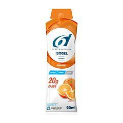 6D Sports Nutrition Isogel Sinaasappel 60ml 1 Stuk