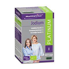 MannaVital Jodium Platinum Bio 90 V-Capsules