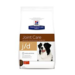 Hills Prescription Diet Joint Care J/D Hondenvoer Kip 12kg