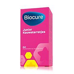 Biocure Junior Kauwsterretjes 60 Stuks