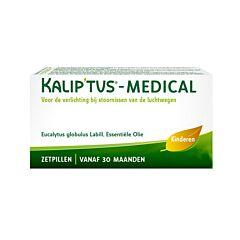 Kalip'tus Medical Kind >30 Maanden 10 Zetpillen