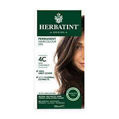 Herbatint 4C Permanente Haarkleuring - As-Kastanje 150ml