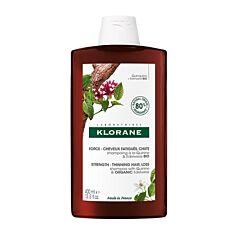 Klorane Versterkende Shampoo Kinine & Edelweiss 400ml NF