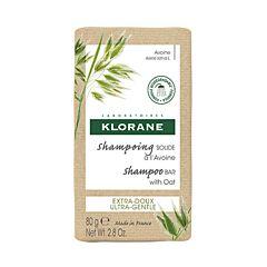 Klorane Shampoo Bar Haver - Alle Haartypen 80g