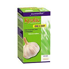 MannaVital Kyolic One A Day 60 Tabletten