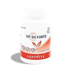 Lepivits Vit D3 Forte 2000 I.E. 120 Capsules