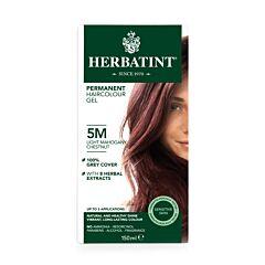 Herbatint 5M Permanente Haarkleuring - Licht Acajou-Kastanje 150ml