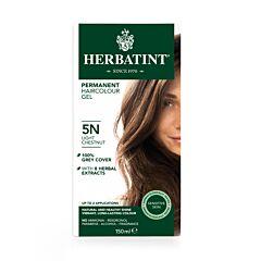 Herbatint 5N Permanente Haarkleuring - Licht Kastanje 150ml