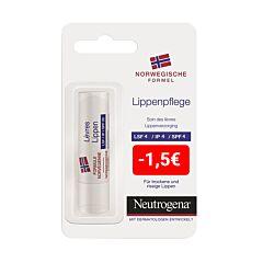 Neutrogena Lippenbalsem SPF4 4,8g Promo - €1,5
