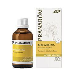 Pranarôm Macadamia Bio Plantaardige Olie 50ml