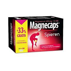 Magnecaps Spieren Promopack 84 + 28 Tabletten GRATIS