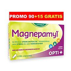 Magnepamyl Opti+ 90 + 15 Capsules Gratis (PROMO PACK)