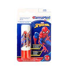 FarmaMed Kids Marvel Spiderman Beschermende Lippenbalsem Vanille 4,8g