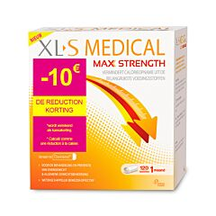 Xls Medical Max Strength 120 Tabletten Promo -10€