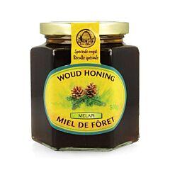 Melapi Woud Honing Vloeibaar 500g