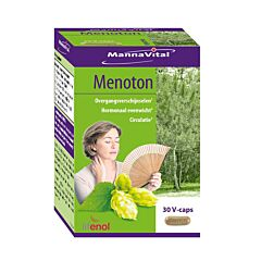 MannaVital Menoton 30 V-Capsules