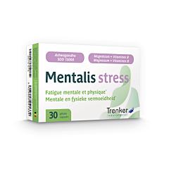 Mentalis Stress 30 Capsules