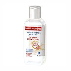 Mercurochrome Desinfecterende Handgel Parfum Monoï 75ml