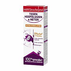 Mercurochrome Anti-Luizen/ Neten Lotion Extra Sterk 100ml