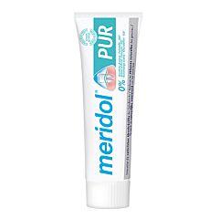 Meridol Tandpasta Pur 75ml