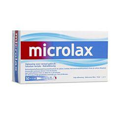 Microlax Lavement 50x5ml