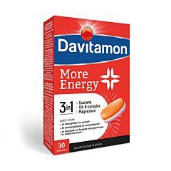 Davitamon More Energy 3-in-1 30 Tabletten
