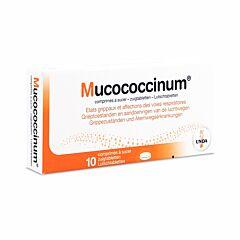 Mucococcinum 10 Zuigtabletten